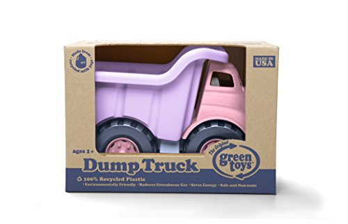 Toys Pink Dump Truck : Green toys dump truck pink import it all