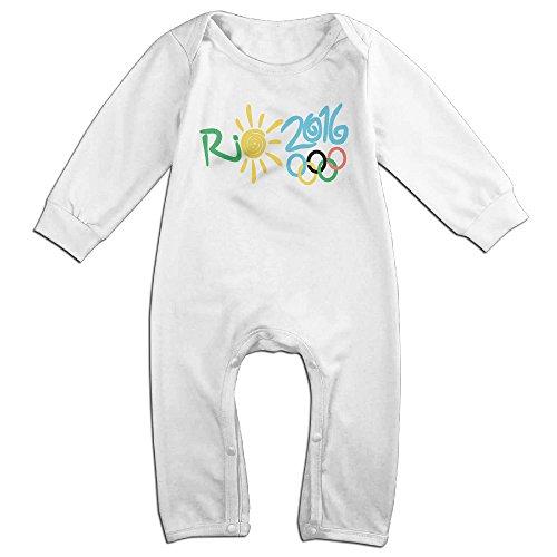 [HOHOE NewBorn 2016 Sports Games Long Sleeve Baby Climbing Clothes 18 M] (Costume De Marie 2016)