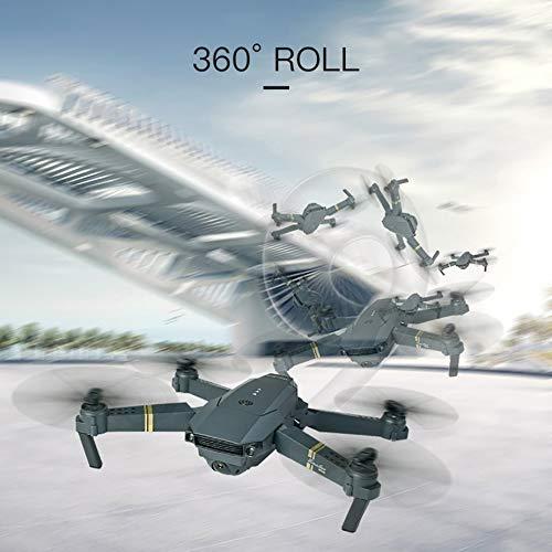 Nowakk L800  0.3MP   L800 2MP WiFi Quadcopte Flugzeuge Weiße Flugzeuge Headless Modus Fernbedienung Hubschrauber Mini Drohne Quadcopter 1b0576