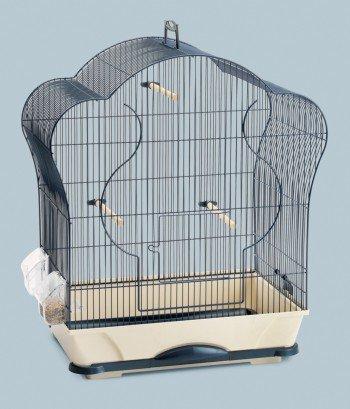 Savic jaula Elise 40 azul marino: Amazon.es: Productos para mascotas