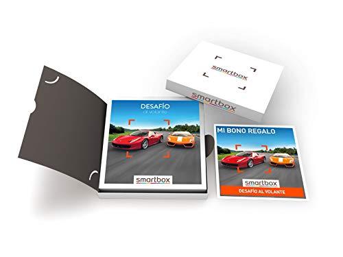 Smartbox Caja Regalo Desafio Al Volante Idea De Regalo 1 Experiencia De Conduccion En Circuito Para 1 O 2 Personas