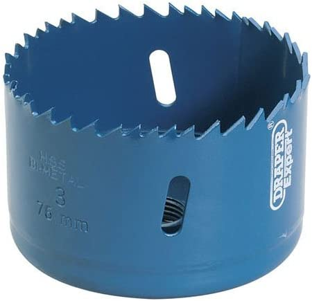 Draper Expert 41089/Lame Bi-m/étal pour Scie Carotteuse Acier Rapide 41083 57/mm