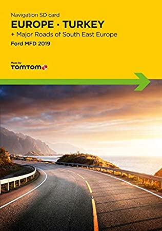 TomTom i1031169 - Tarjeta SD para Ford MFD 2019: Amazon.es ...