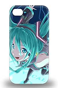 Japanese Hatsune Miku Phone Case For Iphone 4/4s