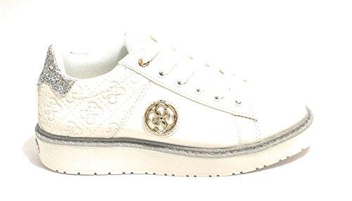 Immagino Da Bianco Bianco Logo Debora Sneaker fn1qf7