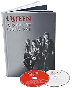Absolute Greatest - A4 Casebound Book