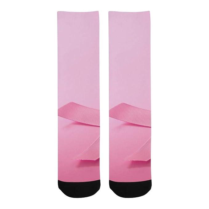toddler pink soccer socks