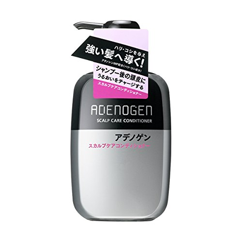 Japan Shiseido Adenogen Scalp Care Conditioner 400ml