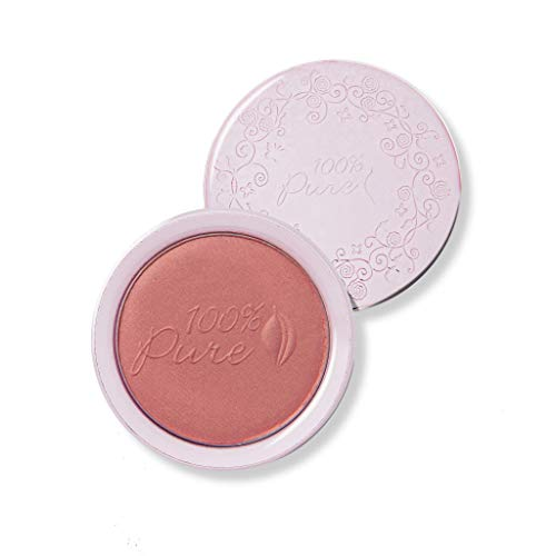 (100% Pure Powder Blushes, Berry)