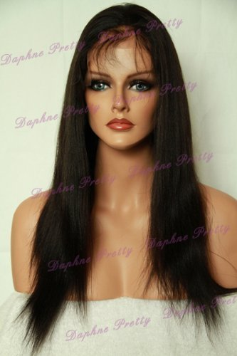 14\' yaki straight Indian Remy Full Lace