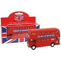 Londres, pull-back routemaster lo mejor de autobuses británicos