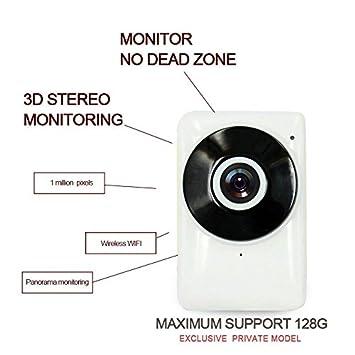 Caméra De Seguridad Inalámbrica IP Interior / Cámara De Fotos - Cámara De Vigilancia Wifi En