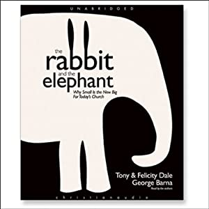 The Rabbit and the Elephant Audiobook
