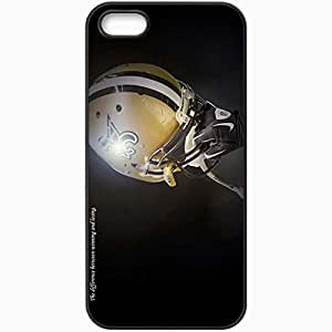 Personalized iPhone 5 5S Cell phone Case/Cover Skin 14268 new orleans saints 2 by jason284 d3cvbmu Black