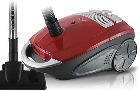سنبو مكنسة كهربائية ، احمر ، SVC-3478