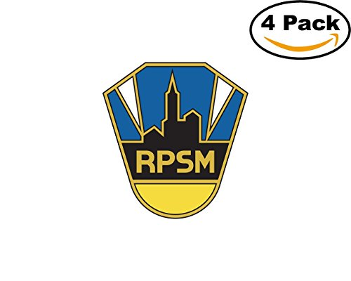fan products of Racing Pierrots Strasbourg France Football Club Soccer FC 4 Sticker Decal 4X4