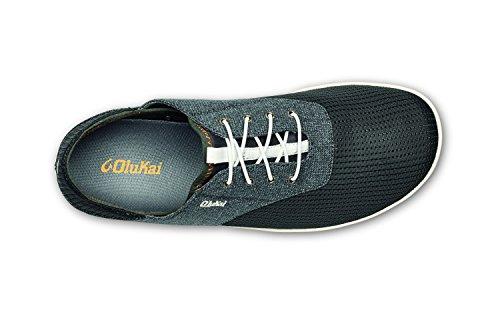 Men's Moku OLUKAI Nohea Shadow Shadow Shoes Dark Dark qtqR4AF