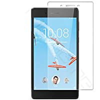 CELZO Tablet Tempered Glass Screenguard for Lenovo Tab 4 7 (TB-7504X) - Transparent