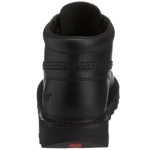 Hi Core Boot Kick Kids Boots Leather Classic I Kickers Black Kids fwgInOqIxE