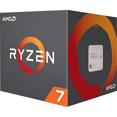 chollos oferta descuentos barato AMD Ryzen 7 3800X Procesador con Disipador de Calor Wraith Prism 32 Mb 8 Núcleos Velocidad de 4 5 Ghz 105 W