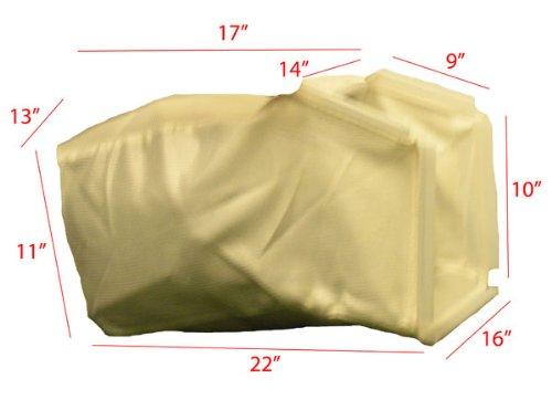 "Honda 21"" 215-series Aluminum Deck replacement grass bag. Bag ONLY"