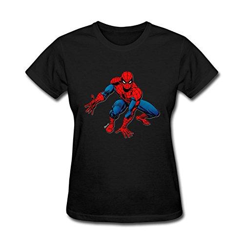 Women's Spider Man 1 Short Sleeve T-Shirt