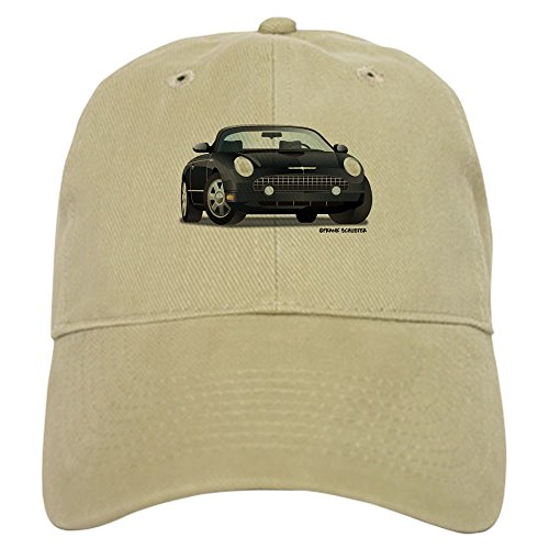 - CafePress - 2002 05 Ford Thunderbird Blk Cap - Baseball Cap with Adjustable Closure, Unique Printed Baseball Hat