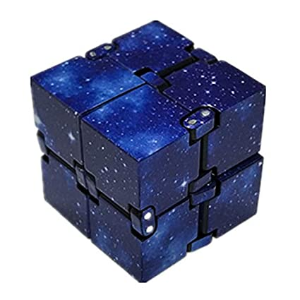 Amazon.com: CABAX - Cubo de infinito para niños y adultos ...
