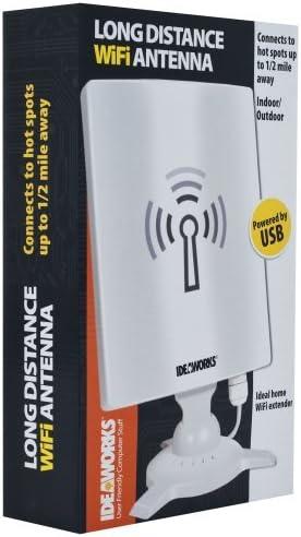 Desarrollado-USB Ideaworks Larga Distancia Wi-Fi de la antena ...