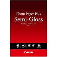 Canon Photo Paper Plus Semi-Gloss 13 x 19 (50 Sheets) (SG-201 13X19)
