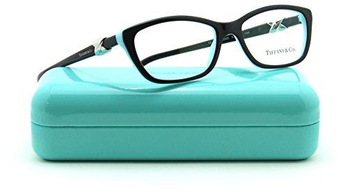 Tiffany & Co. TF 2074 Women Cat Eye Eyeglasses RX - able Frame (8055) - Co And Cat Tiffany