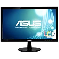 Brand New Asus Asus Vs207d-P 19.5 Led Lcd Monitor - 16:9 - 5 Ms