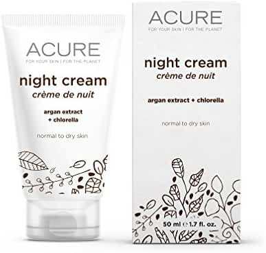ACURE Night Cream, 1.7 fl oz