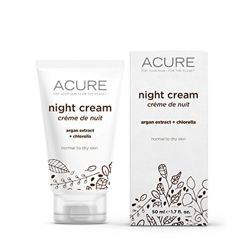 ACURE Brightening Night Cream, 1.7 Fl. Oz.