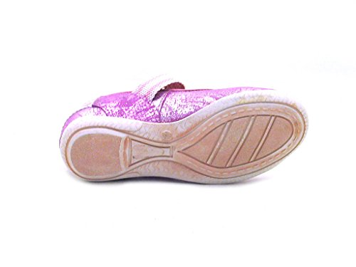 Nice Feet - Riemchenballerina - 707 Rosa