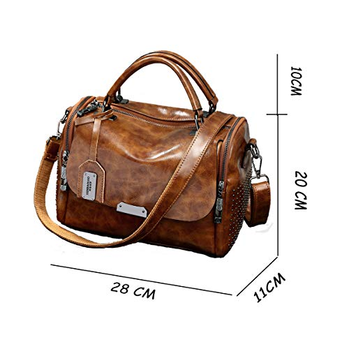 a Main Femme a Sac Main Synth Sac Modesty Cuir Tq7P5B