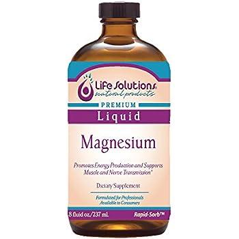 Liquid Magnesium - 8oz.