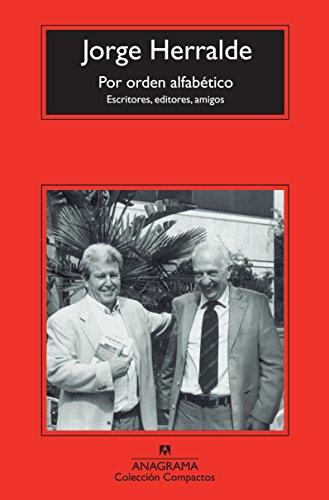 Por orden alfabetico (Spanish Edition)