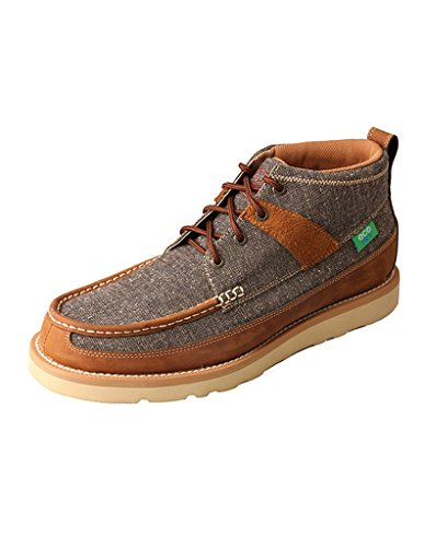 Image of Twisted X Eco twx Casual Shoes Round Toe - Mens