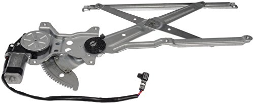 (Dorman 748-502 Front Driver Side Power Window Regulator and Motor Assembly for Select Toyota Models)