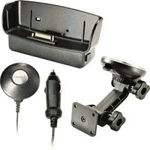 Sirius Satellite Radio Car Docking Station with Car Antenna SP-C2R (Cigarette Mount Satellite Lighter Radio)