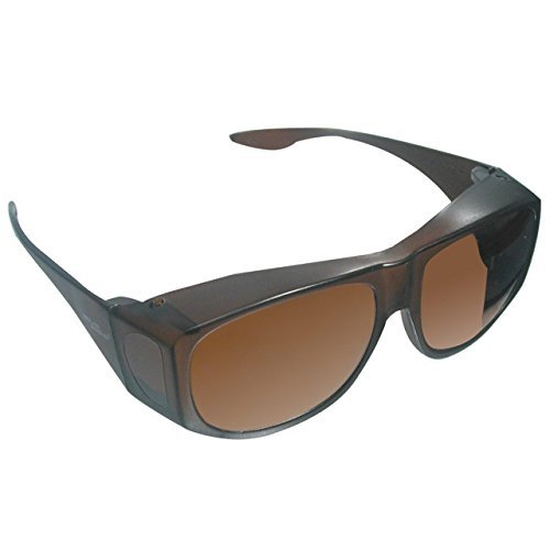 Solar Shields - Amber - Sunglasses For Cataracts