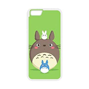 "My Neighbor Totoro theme pattern design For Apple iPhone 6 Plus 5.5"" Phone Case"