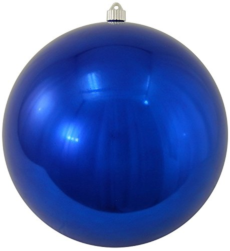 Christmas by Krebs KBX640499 Patriotic Decoration-Commercial grade, UV-Resistant 4th of July/Memorial Day/Military Celebration, 12-Inch, Azure Blue