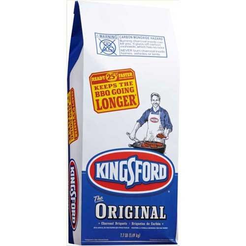 Kingsford Original Charcoal Briquettes 7 7 Pound 6 Per