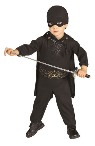 Baby Zorro Costume - Infant -
