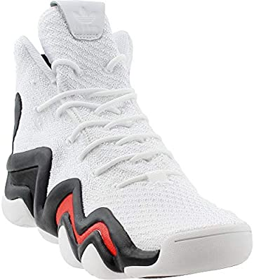 pretty nice d8054 8b21e Adidas Q16935 Crazy 8 - Zapatillas para Hombre, Color Negro, Rojo y Azul,