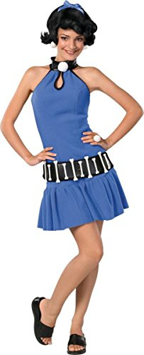 Rubie's Costume Co Women's Betty Rubble Teen Costume, 2-6