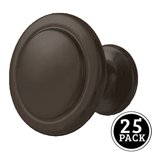 kitchen cabinet knob bronze - 3