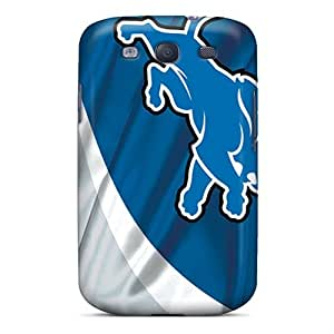 High-quality Durable Protection Case For Galaxy S3(detroit Lions)